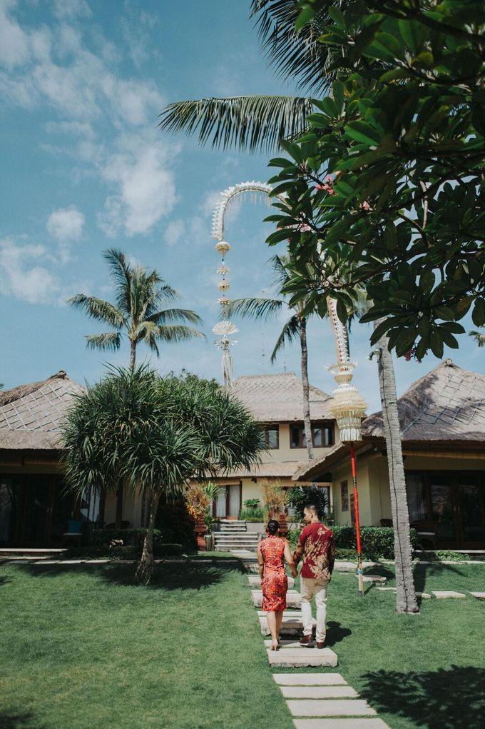 Michael & Medy Wedding by Nagisa Bali - 004