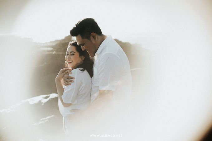 The Prewedding Of Andrew & Dinar by alienco photography - 032