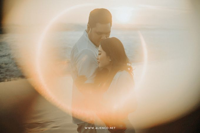 The Prewedding Of Andrew & Dinar by alienco photography - 036