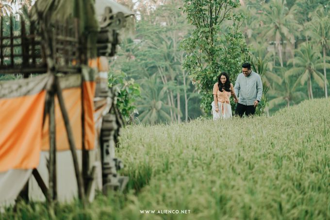 The Prewedding Of Andrew & Dinar by alienco photography - 046