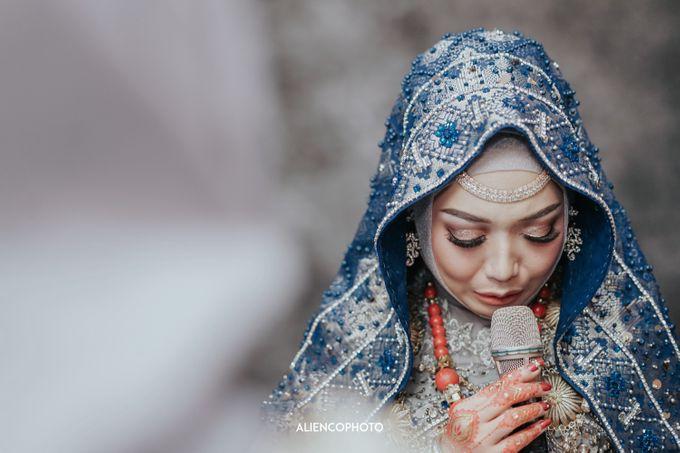 PURI ARDHYA GARINI WEDDING OF NIA & AFFAN by alienco photography - 018