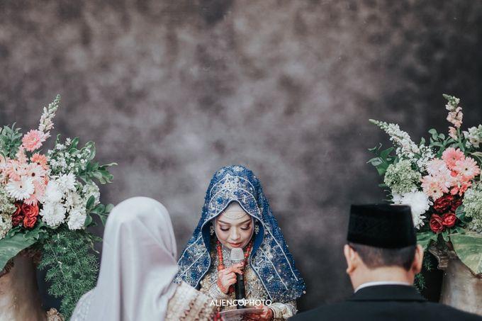 PURI ARDHYA GARINI WEDDING OF NIA & AFFAN by alienco photography - 020