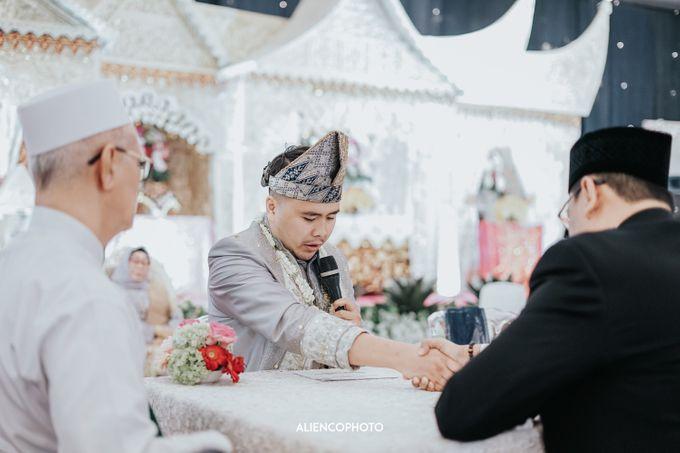 PURI ARDHYA GARINI WEDDING OF NIA & AFFAN by alienco photography - 021