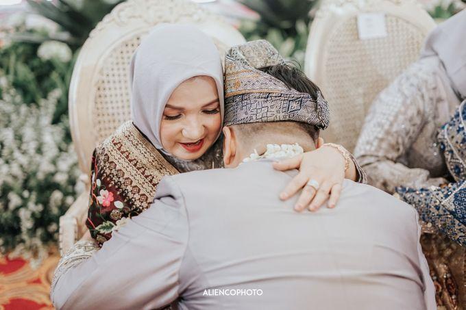 PURI ARDHYA GARINI WEDDING OF NIA & AFFAN by alienco photography - 022