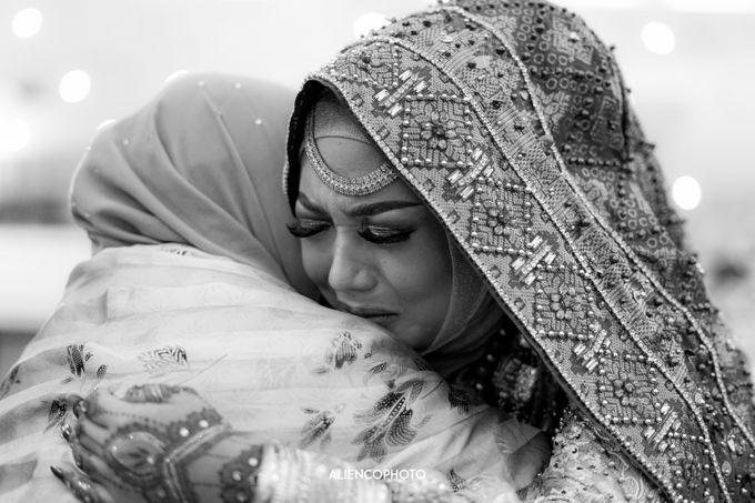 PURI ARDHYA GARINI WEDDING OF NIA & AFFAN by alienco photography - 024