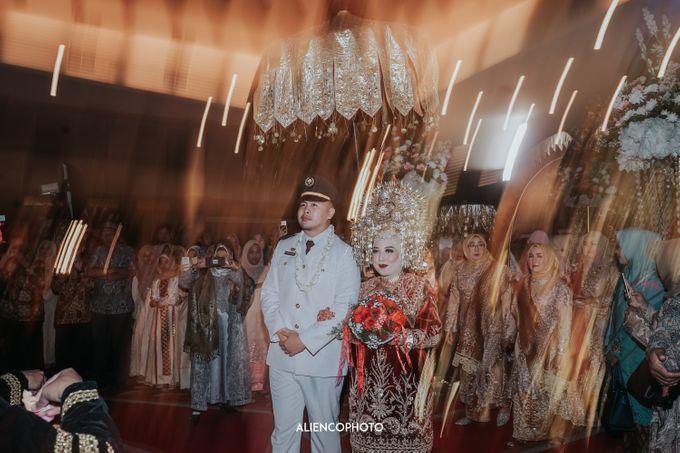 PURI ARDHYA GARINI WEDDING OF NIA & AFFAN by alienco photography - 026