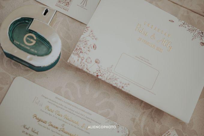 PURI ARDHYA GARINI WEDDING OF ALDY & PUTRI by alienco photography - 048