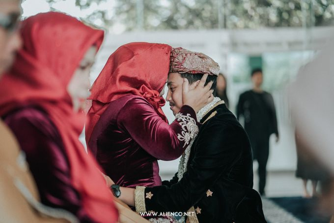 Wedding of Ines & Rizki by Muthia Catering - 006