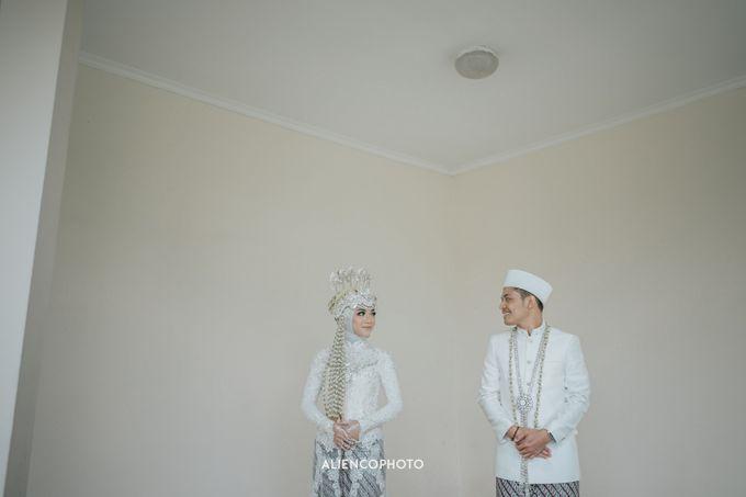 PURI ARDHYA GARINI WEDDING OF ALDY & PUTRI by alienco photography - 011