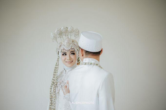 PURI ARDHYA GARINI WEDDING OF ALDY & PUTRI by alienco photography - 013
