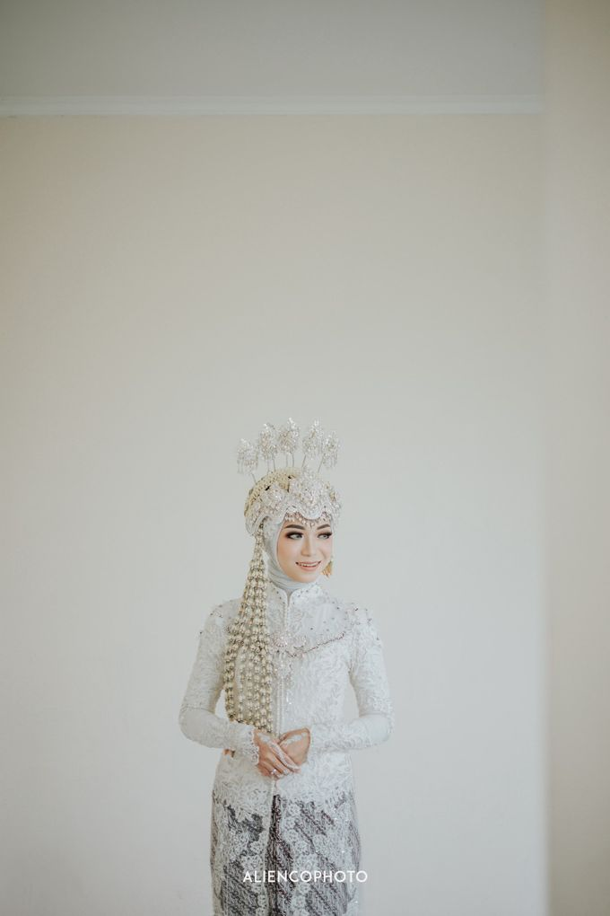 PURI ARDHYA GARINI WEDDING OF ALDY & PUTRI by alienco photography - 015