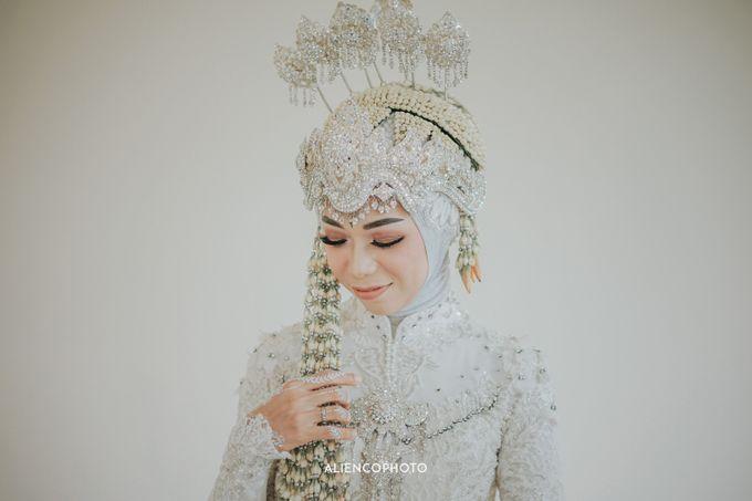 PURI ARDHYA GARINI WEDDING OF ALDY & PUTRI by alienco photography - 016