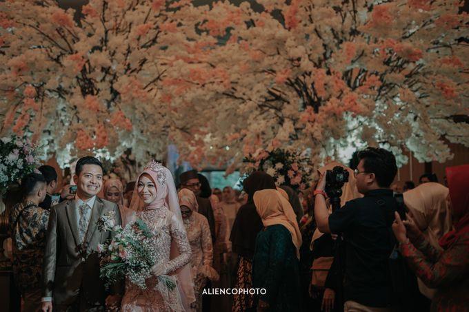 PURI ARDHYA GARINI WEDDING OF ALDY & PUTRI by alienco photography - 020
