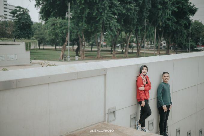 PREWEDDING OF RIRI & KUKUH by alienco photography - 032