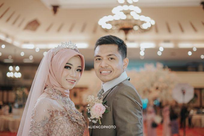 PURI ARDHYA GARINI WEDDING OF ALDY & PUTRI by alienco photography - 023