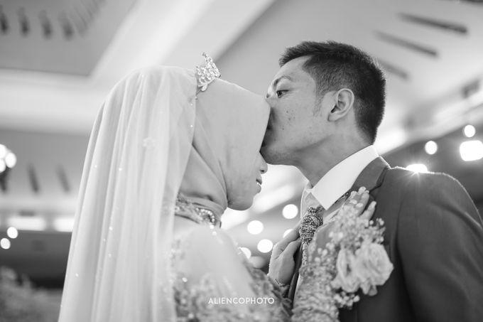 PURI ARDHYA GARINI WEDDING OF ALDY & PUTRI by alienco photography - 024