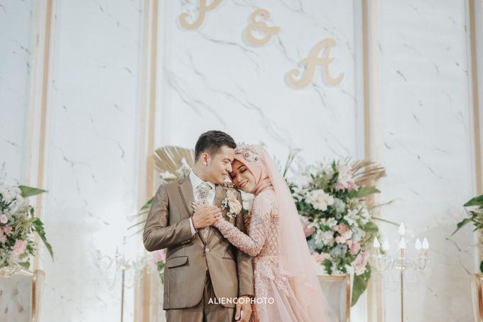 PURI ARDHYA GARINI WEDDING OF ALDY & PUTRI by alienco photography - 025
