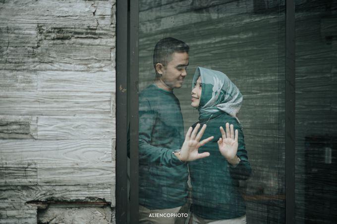PREWEDDING OF RIRI & KUKUH by alienco photography - 005