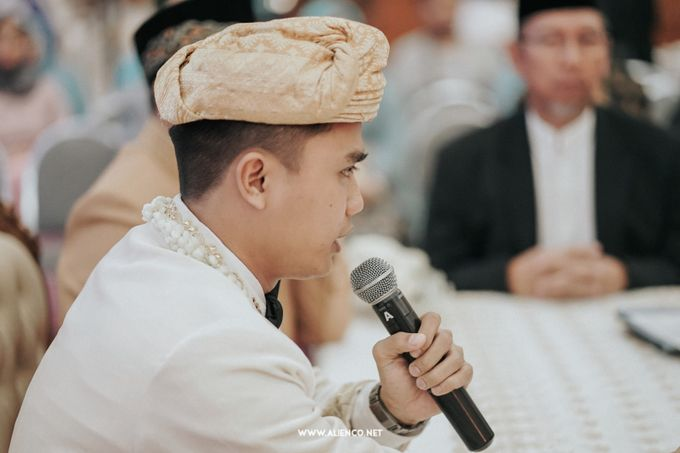 The Wedding Of Fara & Alief by alienco photography - 043