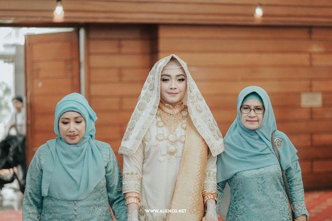 The Wedding Of Fara & Alief by alienco photography - 044