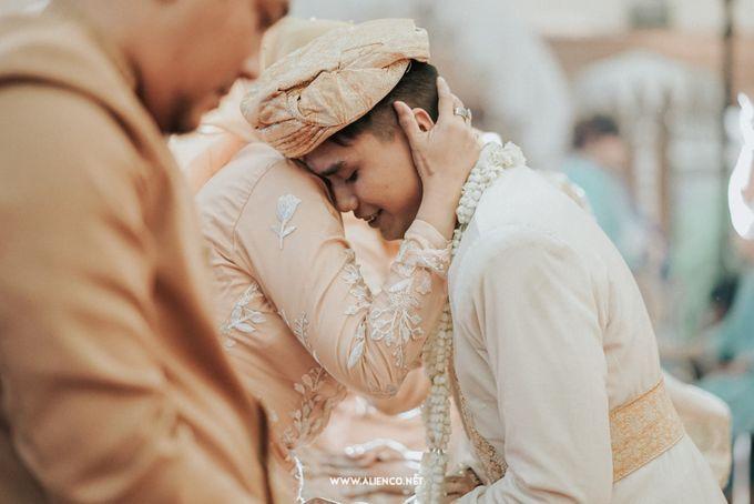 The Wedding Of Fara & Alief by alienco photography - 046