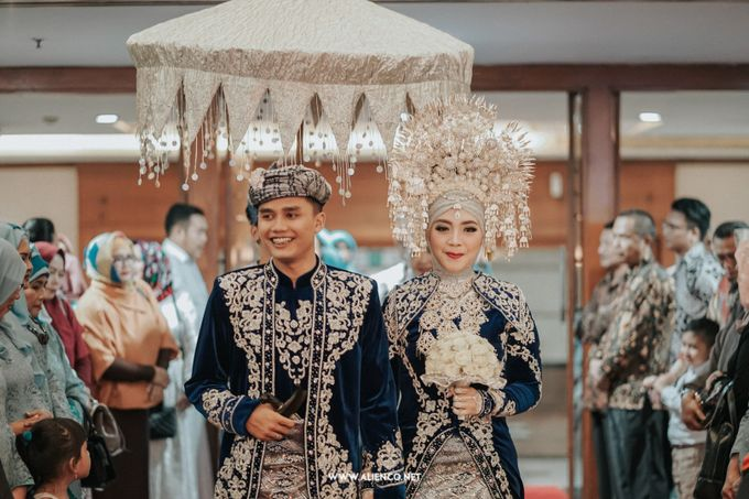 The Wedding Of Fara & Alief by alienco photography - 047