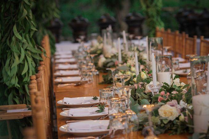 Sweet Garland Dinner by CITTA Wedding - 017