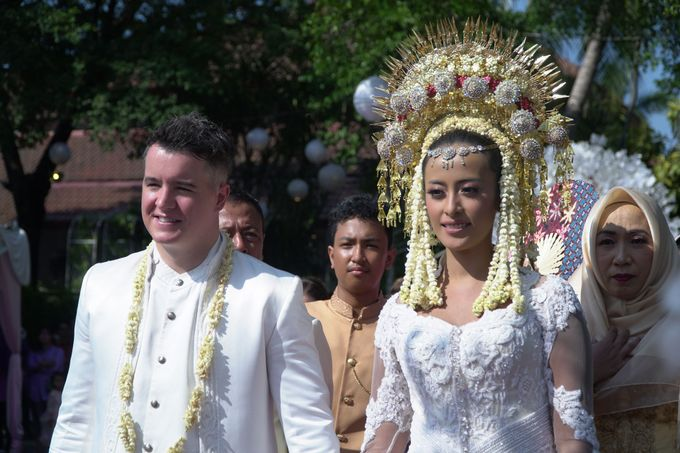 Wedding Day of Nial & Bella by D'banquet Pantai Mutiara - 001