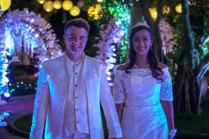 Wedding Day of Nial & Bella by D'banquet Pantai Mutiara - 002
