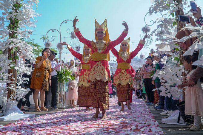 Wedding Day of Nial & Bella by D'banquet Pantai Mutiara - 004