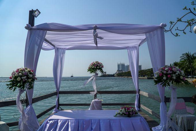 Wedding Day of Nial & Bella by D'banquet Pantai Mutiara - 005