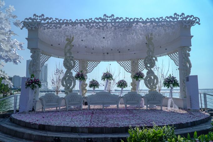 Wedding Day of Nial & Bella by D'banquet Pantai Mutiara - 006