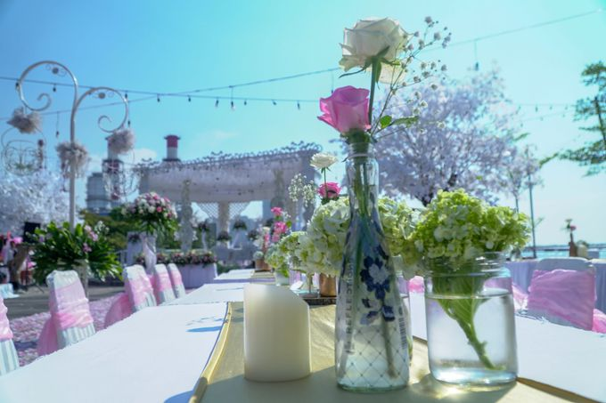 Wedding Day of Nial & Bella by D'banquet Pantai Mutiara - 007