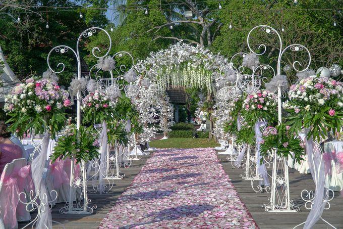 Wedding Day of Nial & Bella by D'banquet Pantai Mutiara - 009