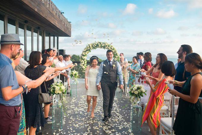 Wedding Lee & Mayuko - 19 August 2018 by Anantara Seminyak Bali Resort - 001