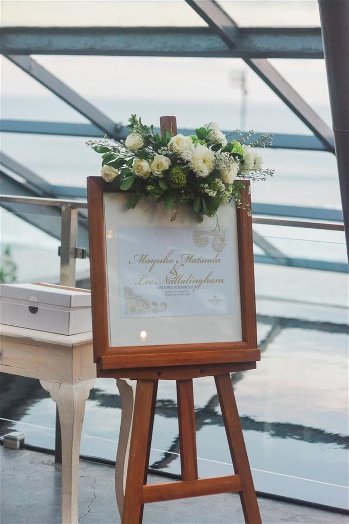 Wedding Lee & Mayuko - 19 August 2018 by Anantara Seminyak Bali Resort - 002