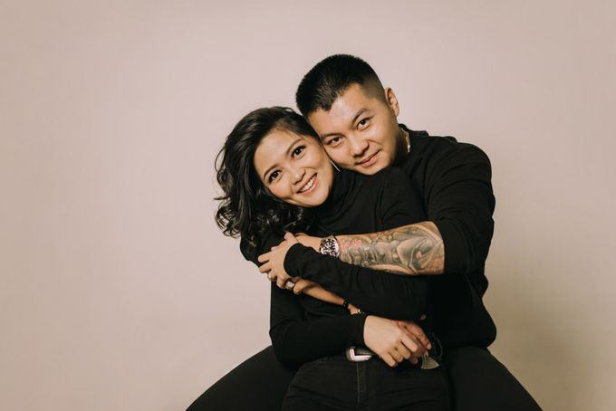 Leon & Resita Prewedding by Nic by MA Fotografia - 010