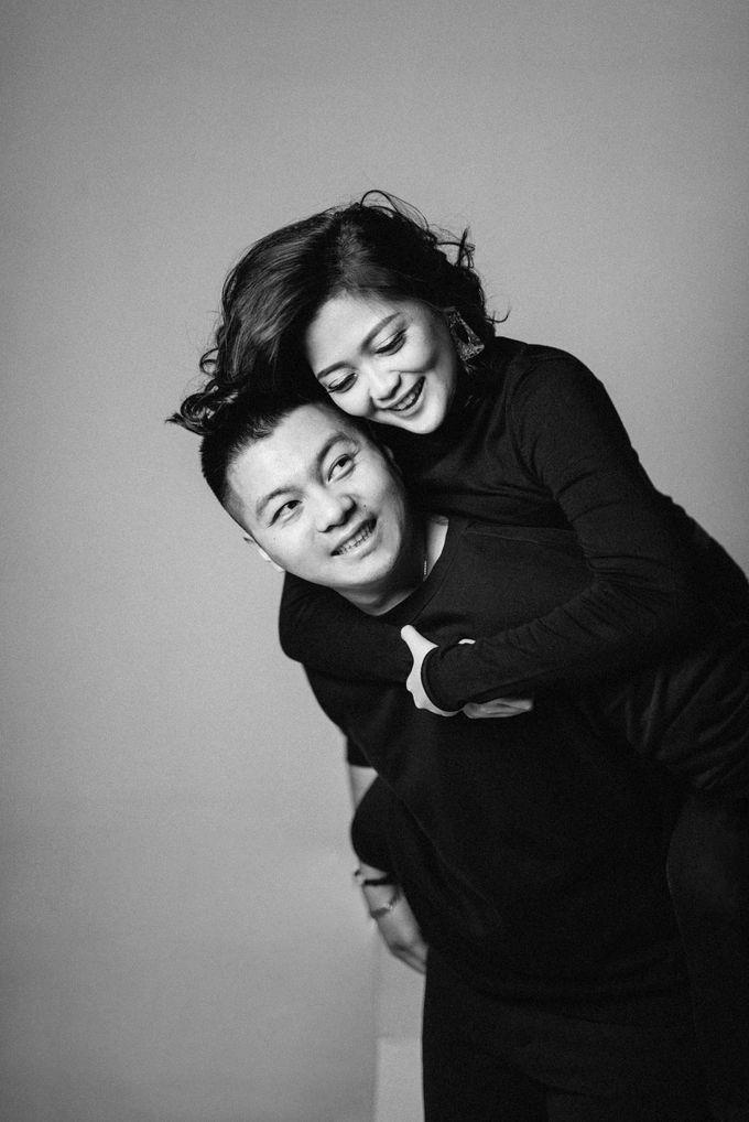 Leon & Resita Prewedding by Nic by MA Fotografia - 013