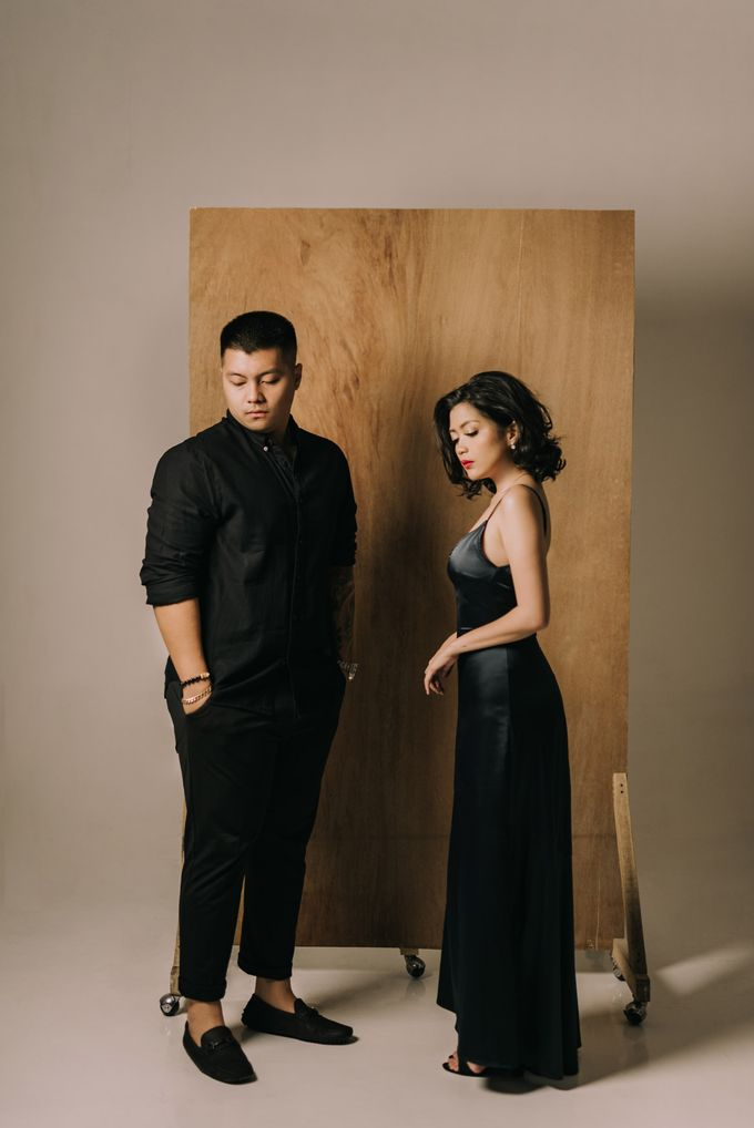 Leon & Resita Prewedding by Nic by MA Fotografia - 026