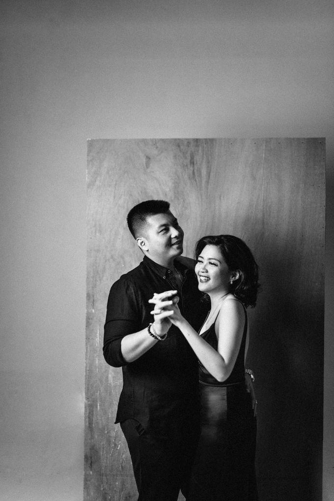 Leon & Resita Prewedding by Nic by MA Fotografia - 028