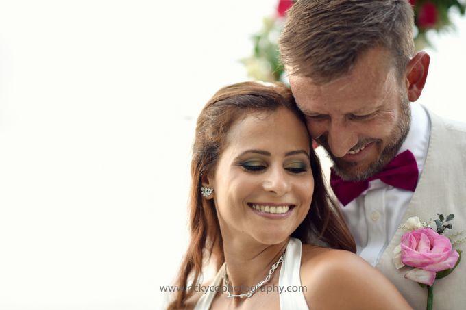 Manal & Russel Wedding by KAMAYA BALI - 008