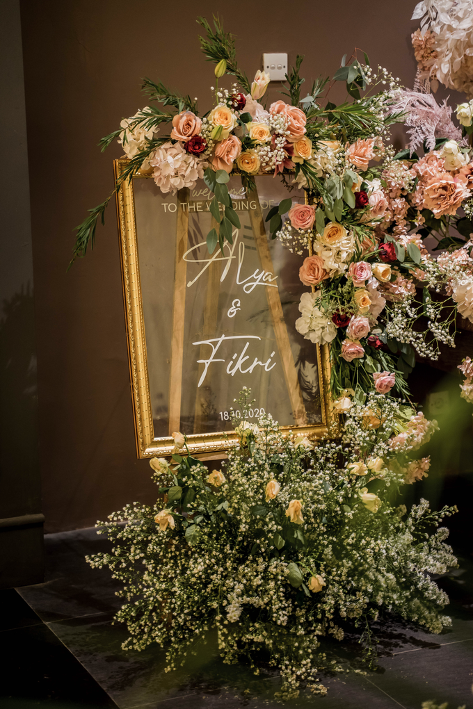 Alya & Fikri Akad Wedding by Nicca - 001