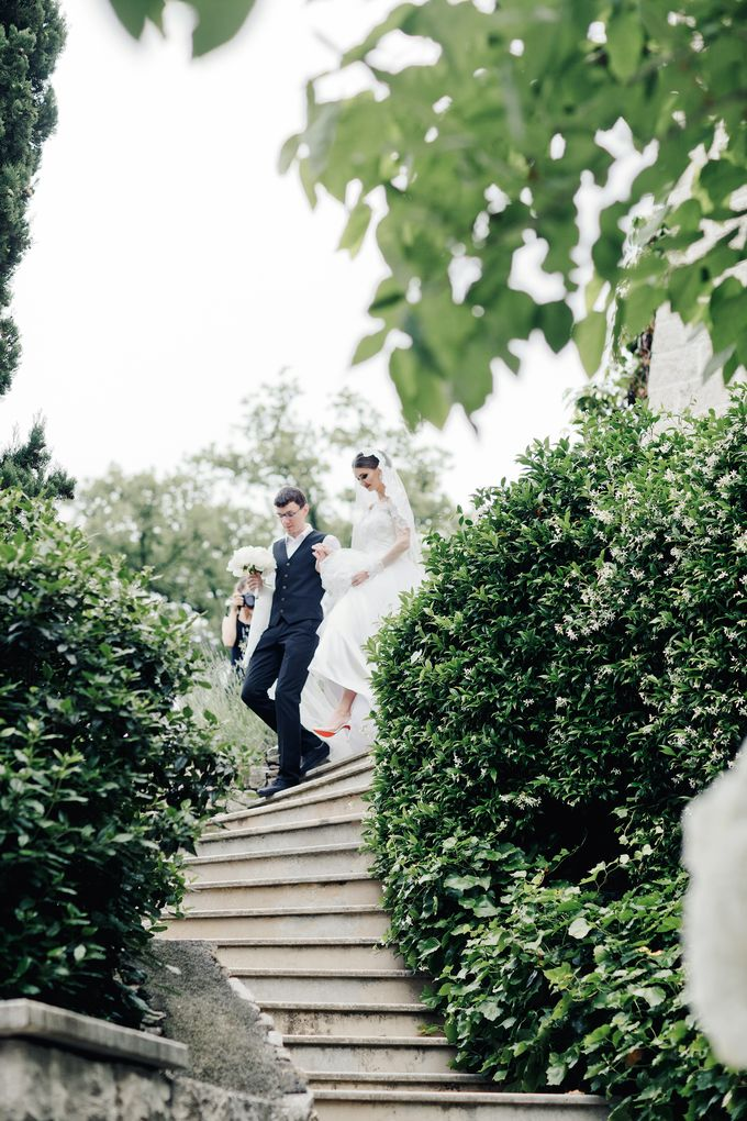 Alena & Alex in Nice by BMWedding - 011