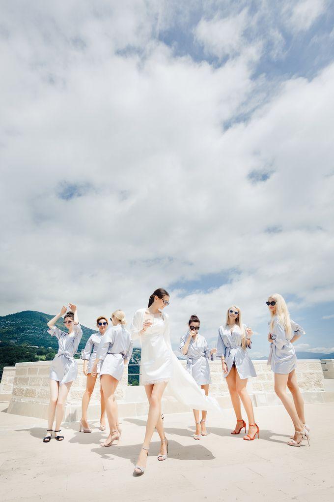 Wedding in Nice - Alena & Alex by BMWedding - 001