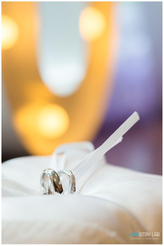 Wedding Solemnization - Nicholas & Jasmine by LOVEBLUSH - 001