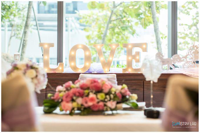 Wedding Solemnization - Nicholas & Jasmine by LOVEBLUSH - 002