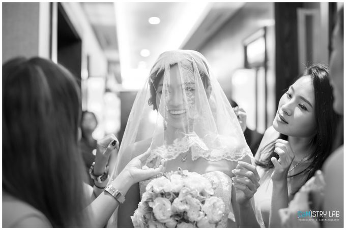 Wedding Solemnization - Nicholas & Jasmine by LOVEBLUSH - 004