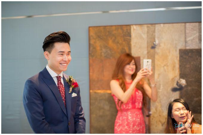 Wedding Solemnization - Nicholas & Jasmine by LOVEBLUSH - 006
