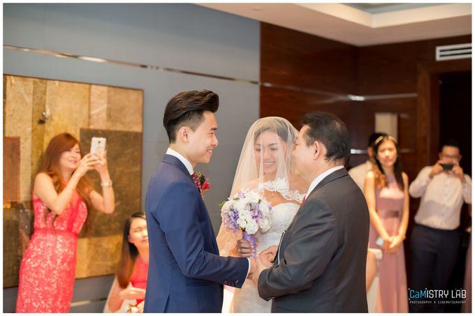 Wedding Solemnization - Nicholas & Jasmine by LOVEBLUSH - 007