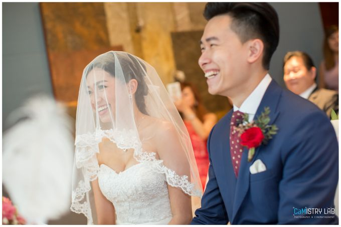 Wedding Solemnization - Nicholas & Jasmine by LOVEBLUSH - 008
